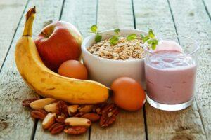 desayuno equilibrado