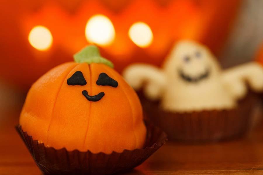 Recetas divertidas de Halloween para niños