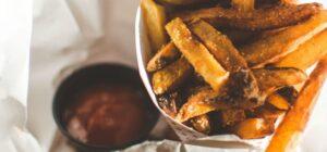 salsa para patatas