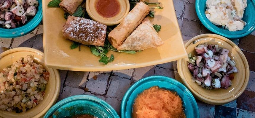 Las mejores recetas de comida árabe