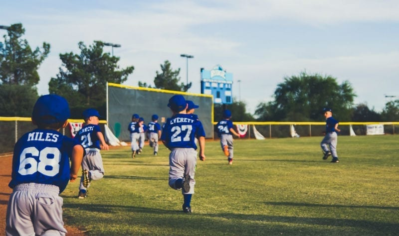 Inculca a tus hijos la pasión por el deporte