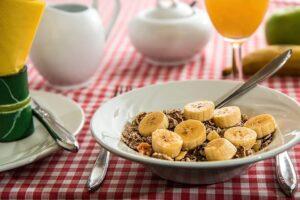 desayuno infantil saludable