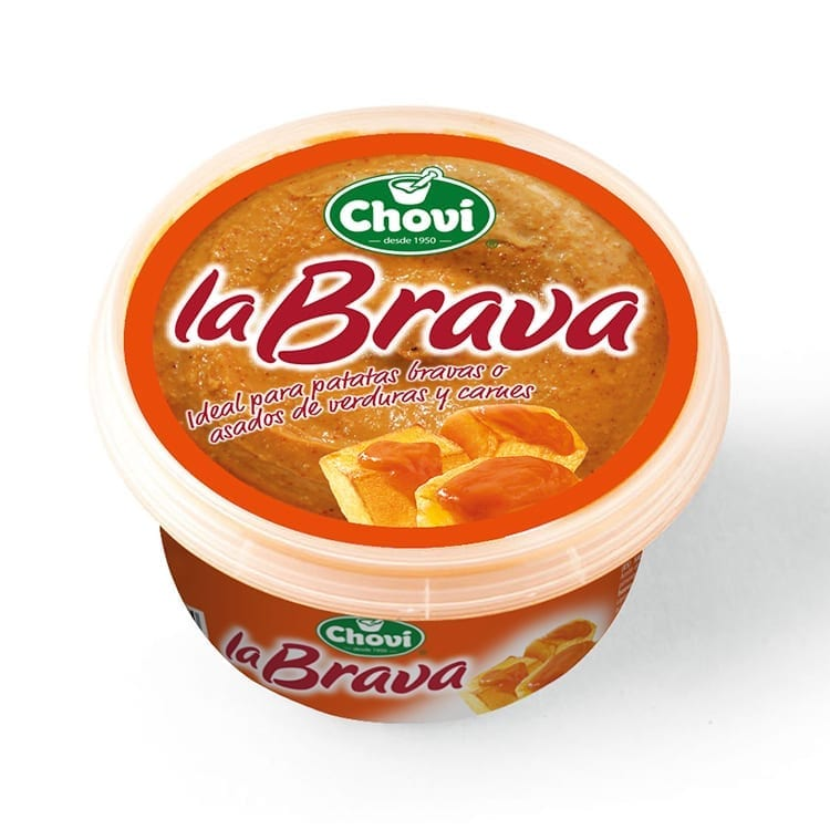 Salsa La Brava Choví