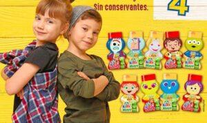 nueva licencia choví kids toy story 4
