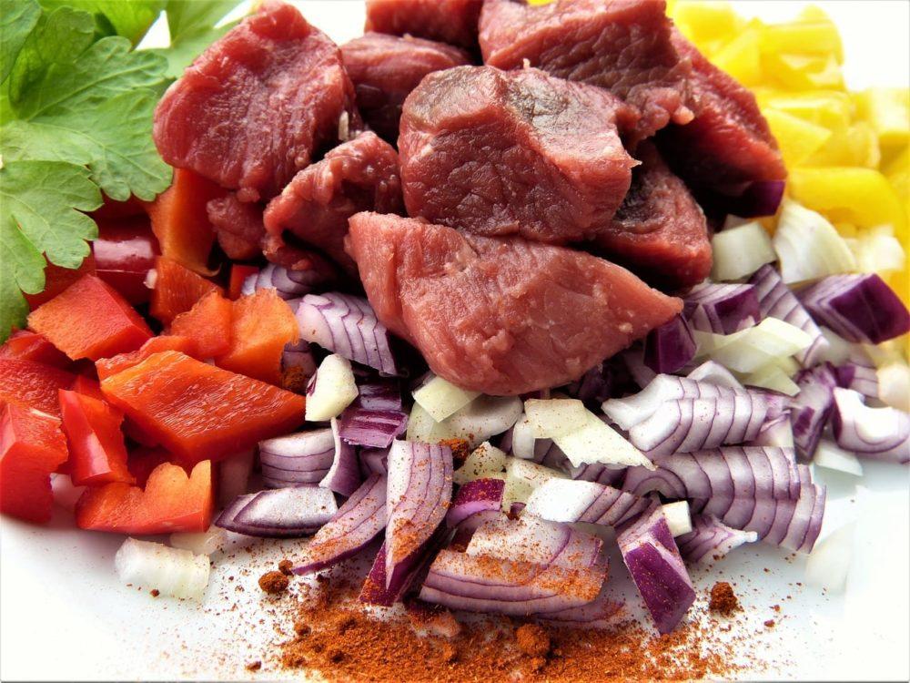 Alimentos, dieta equilibrada