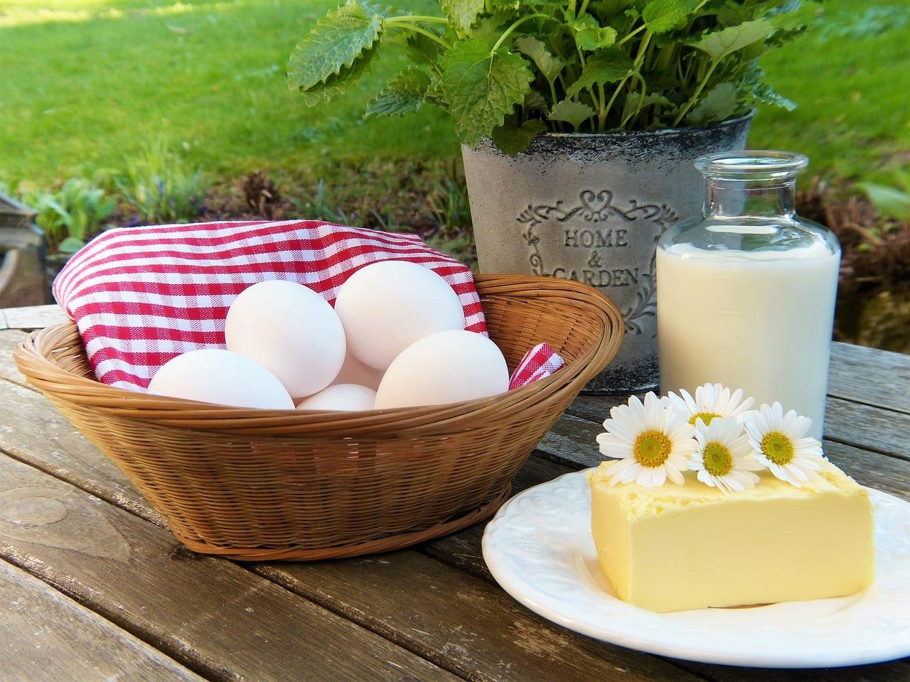 Huevos, dieta equilibrada