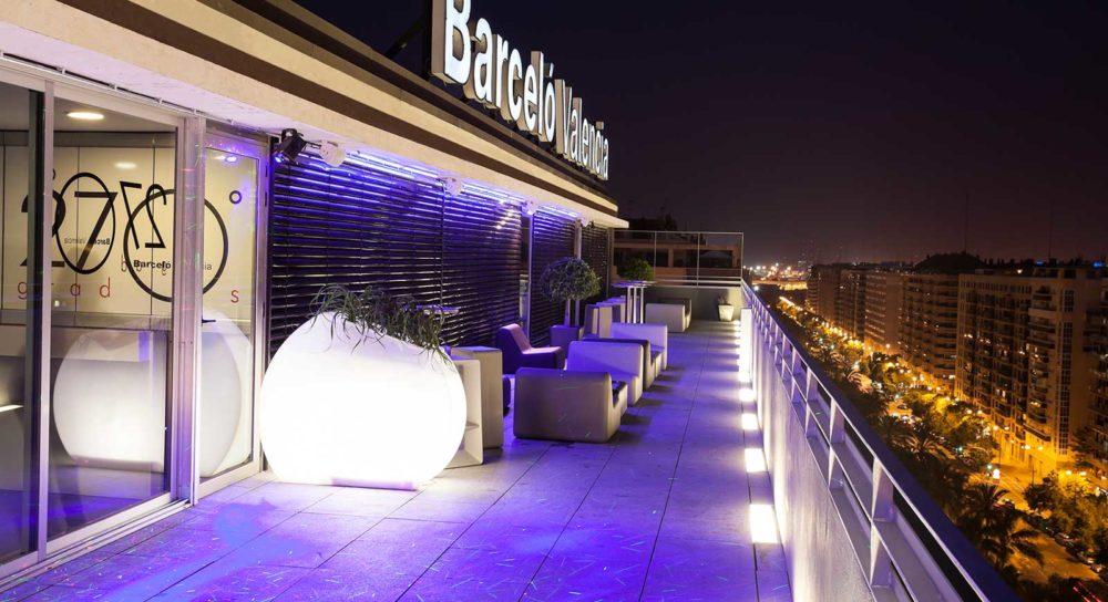 270º Barceló Hoteles. Terrazas de Valencia