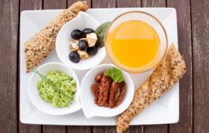 Desayuno en la dieta Mediterránea: 5 ideas saludables