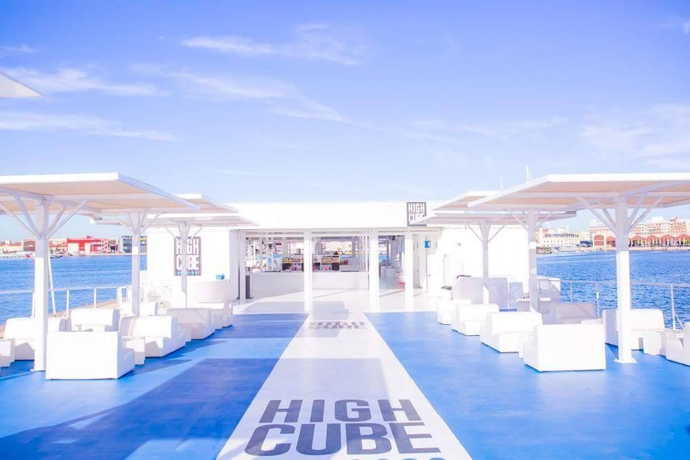 High Cube, Terrazas de Valencia
