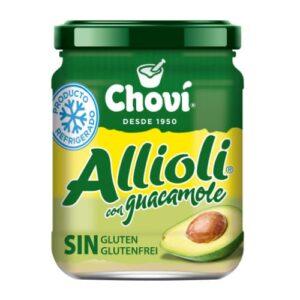 Alioli con guacamole 200 ml