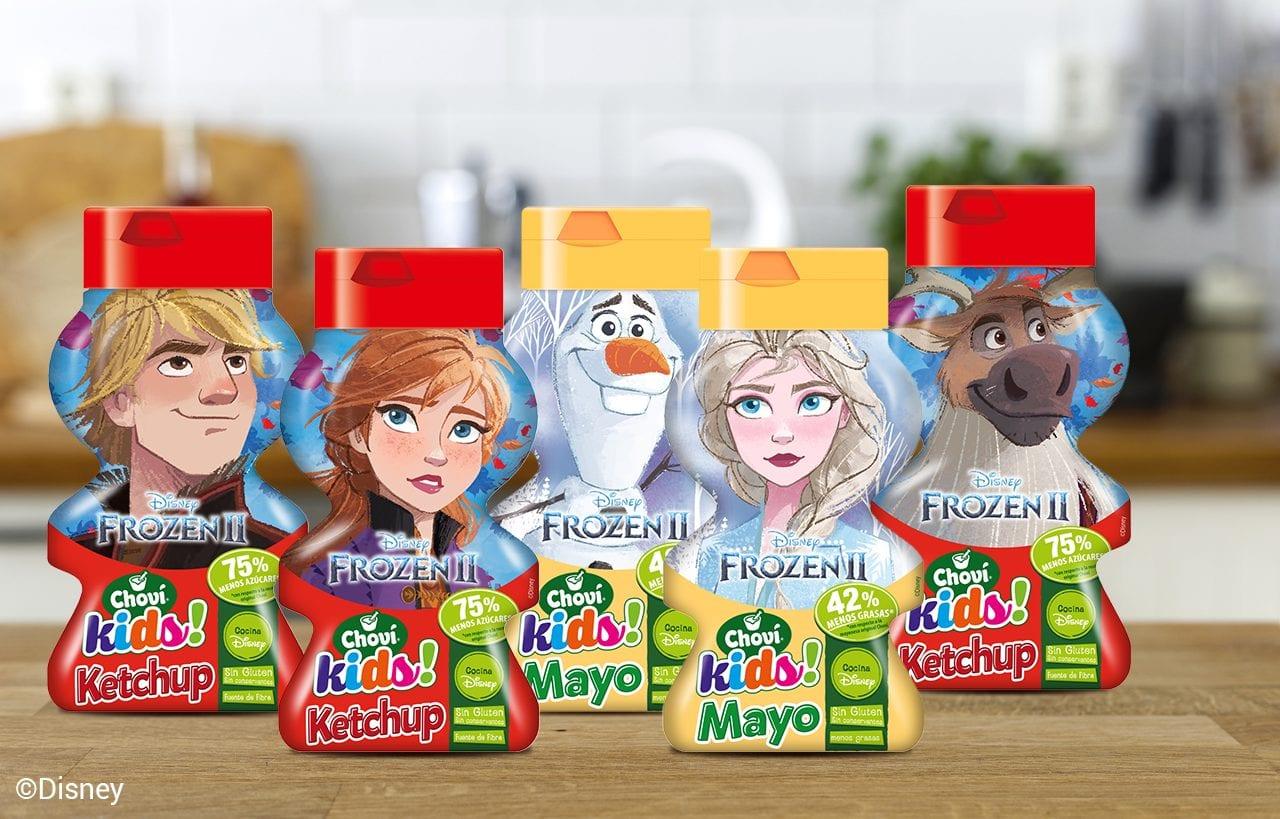 chovi kids frozen ii