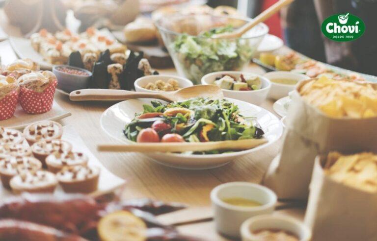 platos que no pueden faltar en un buen brunch