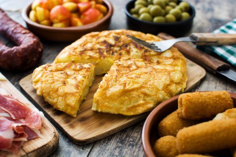 platos tipicos cocina española