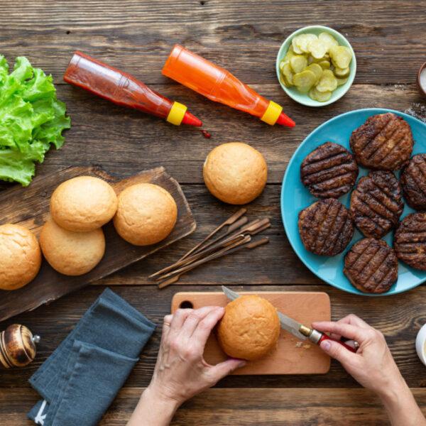 consejos para hacer hamburguesas
