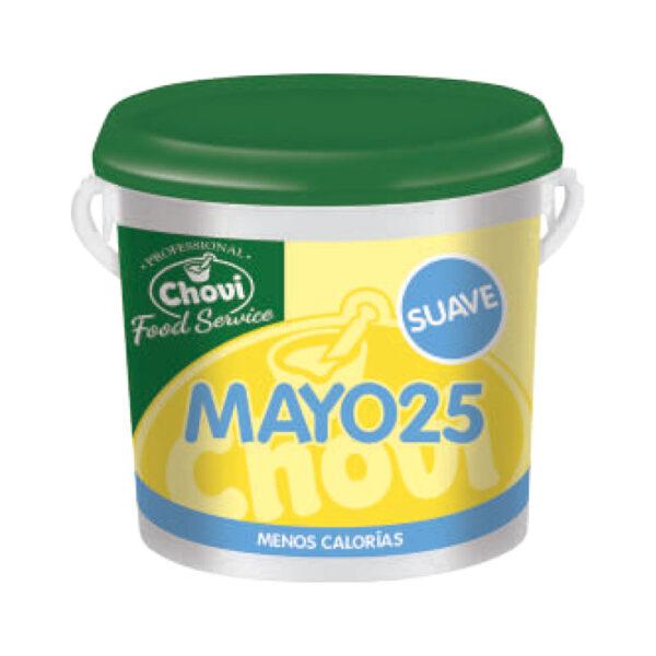 Mayo 25